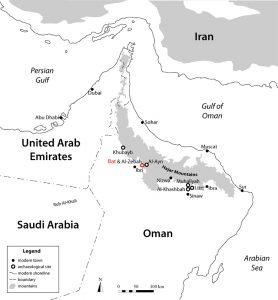 Iran Karte Deutsch.The Site Of Bat Archaeoman